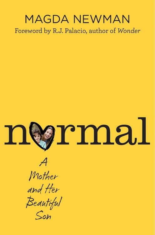 Houghton Mifflin Harcourt Normal: A Mother and Her Beautiful Son