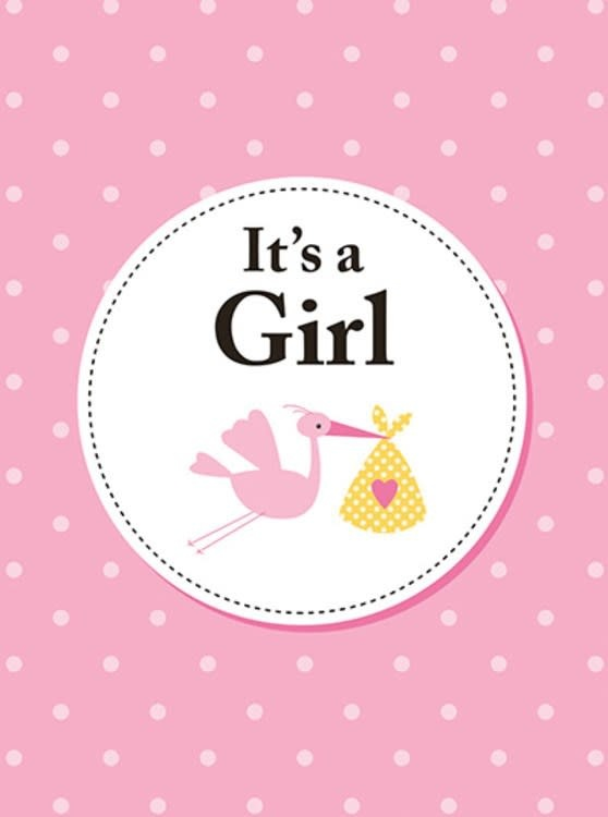 Summersdale It's A Girl: The Perfect Gift for Parents of a Newborn...