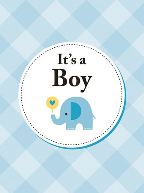 Summersdale It's A Boy: The Perfect Gift for Parents of a Newborn...