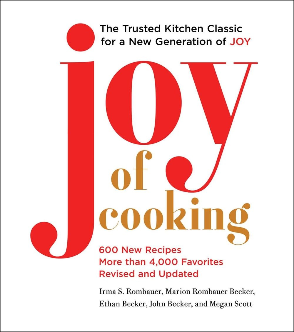 Scribner Joy of Cooking 2019: 600 New Recipes & More than 4,000 Favorites Revised & Updated