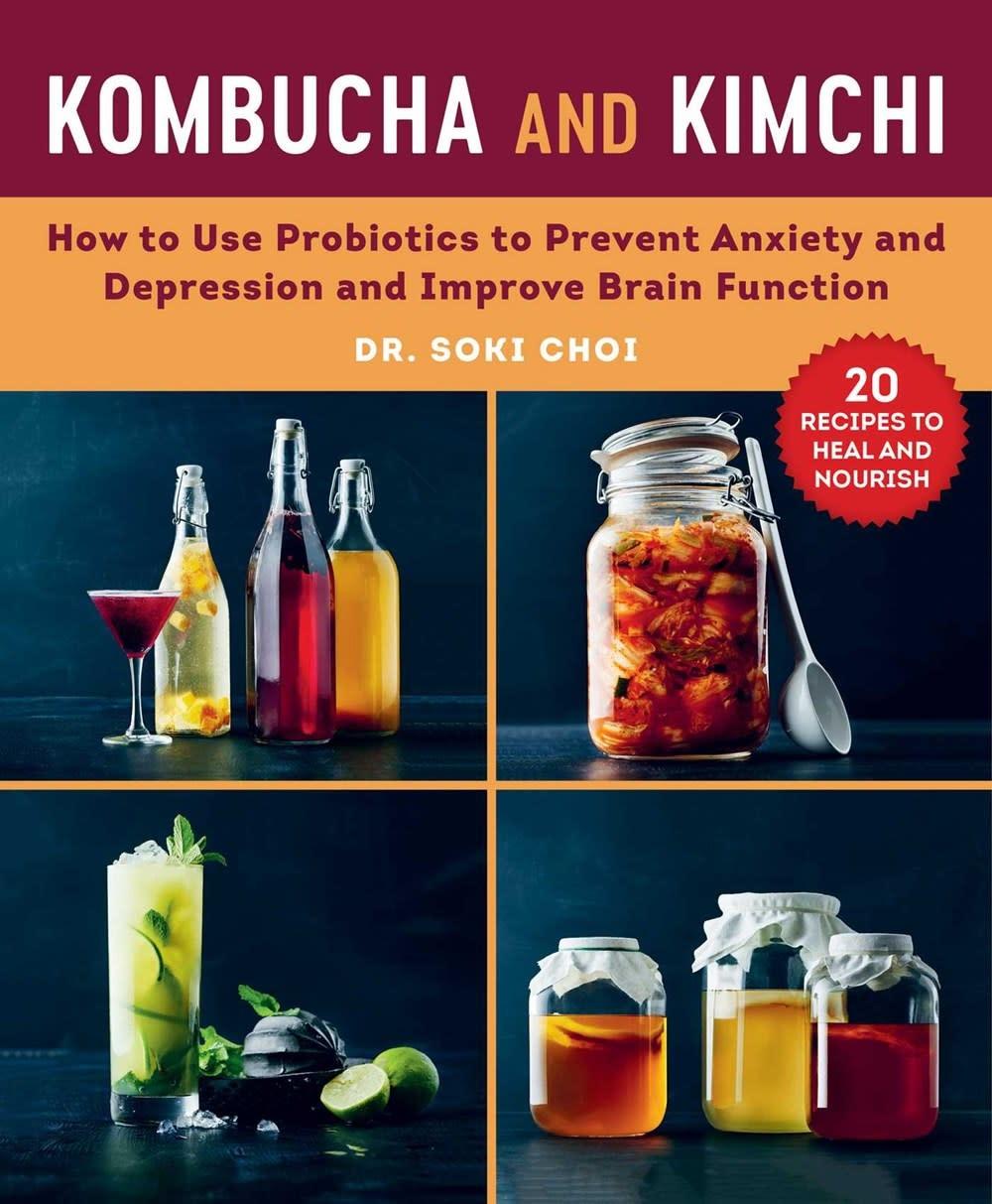 Skyhorse Kombucha and Kimchi: How Probiotics and Prebiotics...