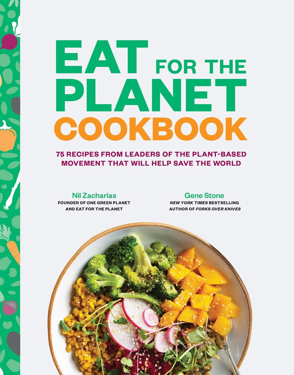 Abrams Eat for the Planet Cookbook