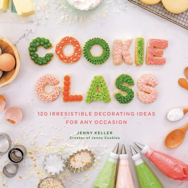 Harper Design Cookie Class: 120 Irresistible Decorating Ideas...