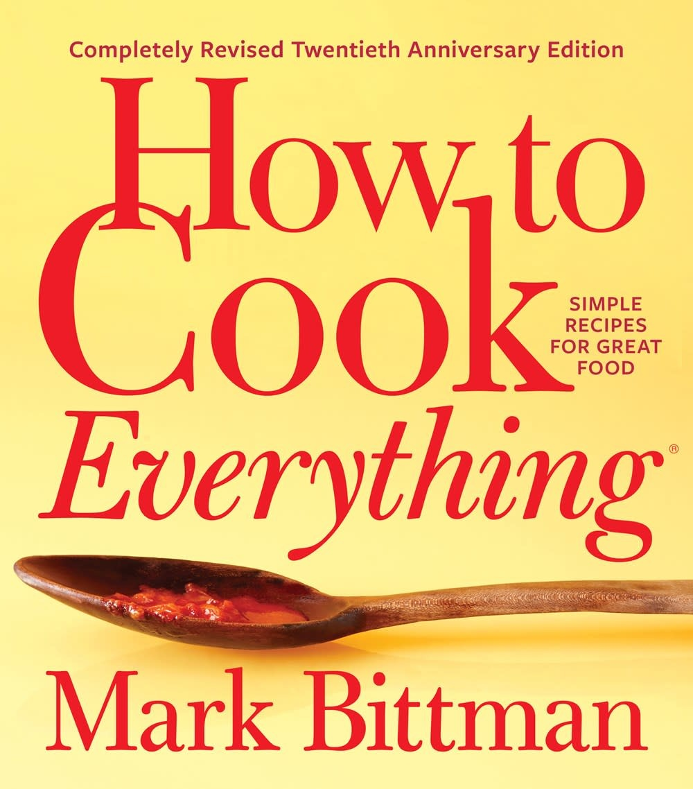 Houghton Mifflin Harcourt How to Cook Everything (Revised 20th Anniversary Ed.)
