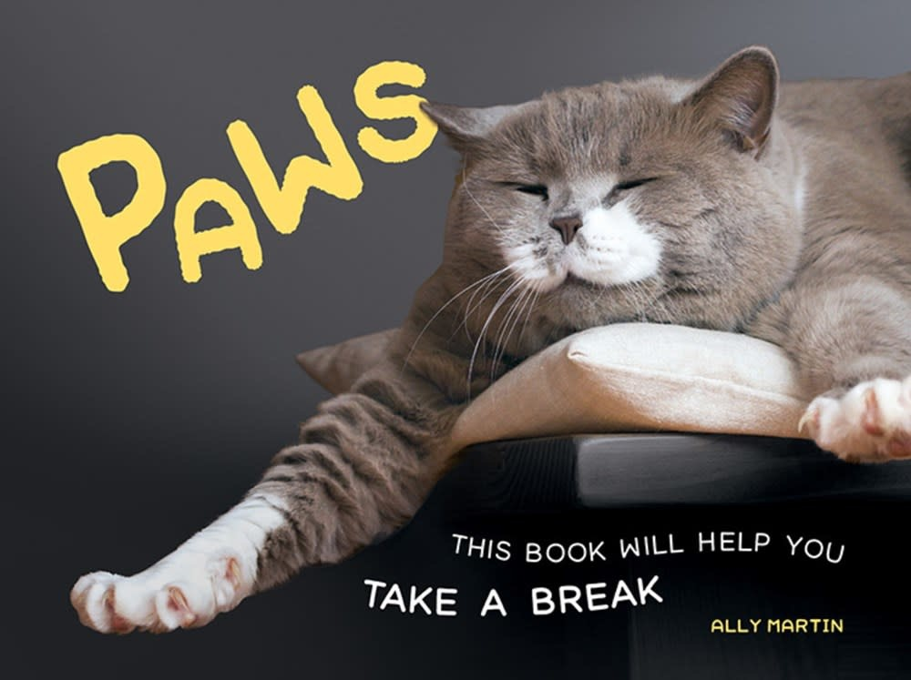 Summersdale Paws: This Book Will Help You Take a Break