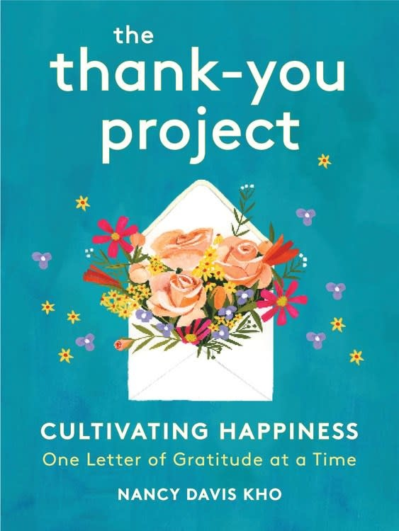 Running Press Adult The Thank-You Project: Cultivating Happiness, One...
