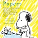 Library of America The Peanuts Papers: Charlie Brown, Snoopy & the Gang, and the Meaning of Life