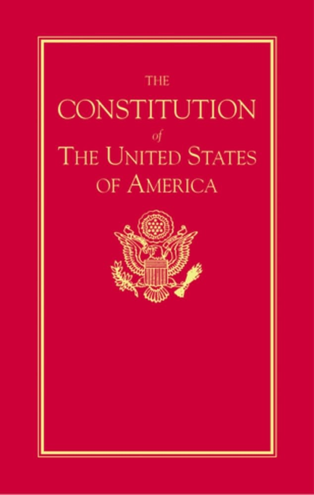 Applewood Books The Constitution of the United States