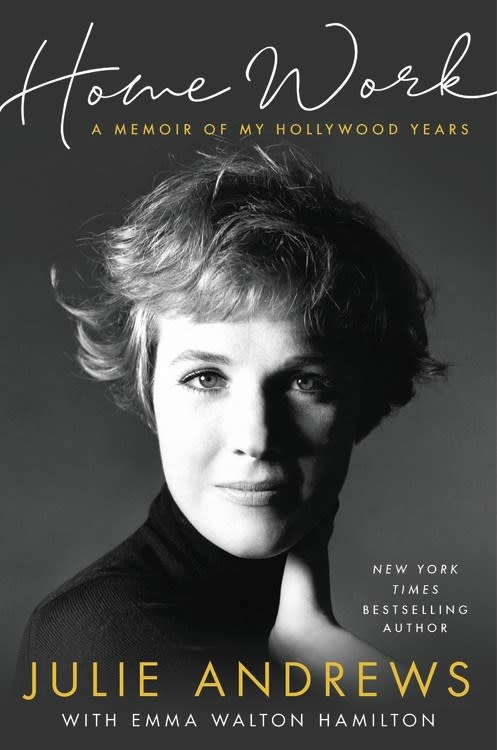 Hachette Books Home Work: A Memoir of My Hollywood Years [Julie Andrews]