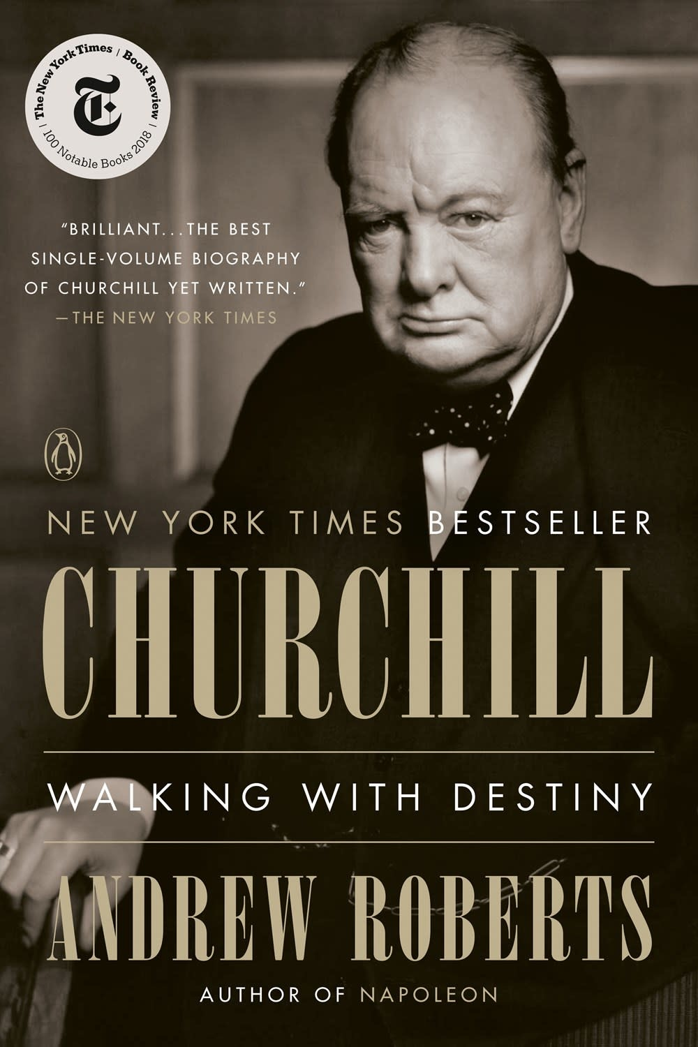 Penguin Books Churchill: Walking with Destiny