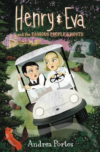 HarperCollins Henry & Eva and the Famous People Ghosts