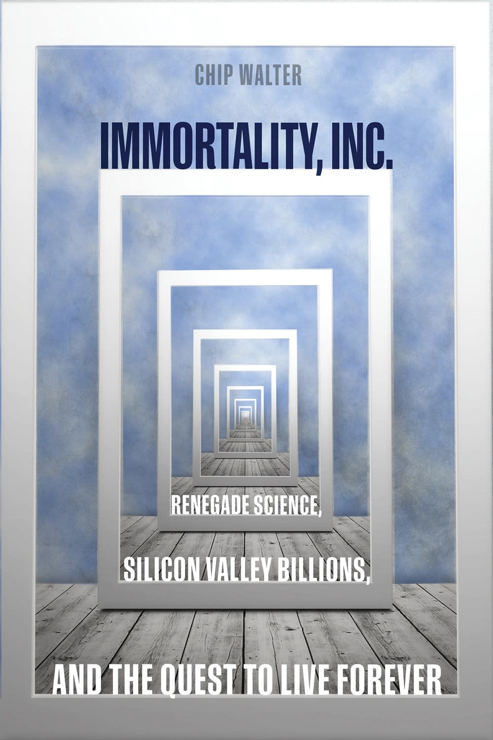National Geographic Immortality, Inc.: ...and the Quest to Live Forever