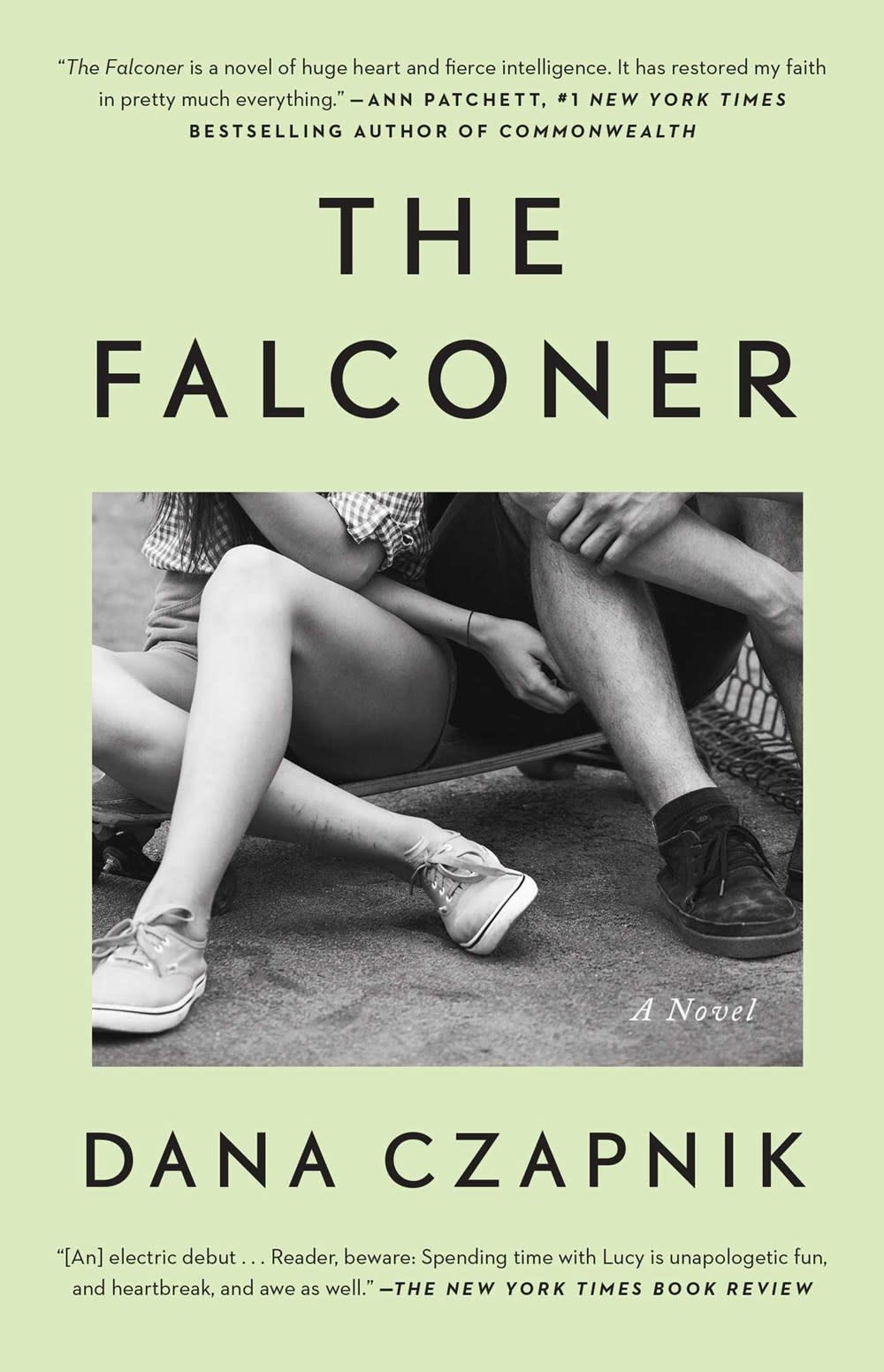 Washington Square Press The Falconer: A Novel