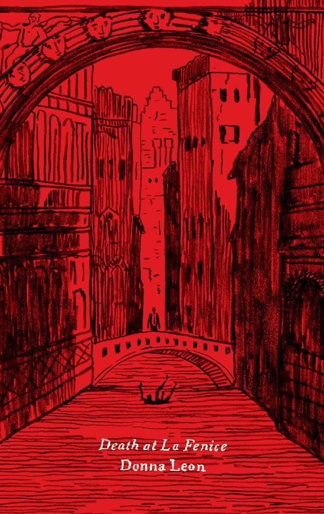 Harper Perennial Death at La Fenice: A Commissario Guido Brunetti Mystery