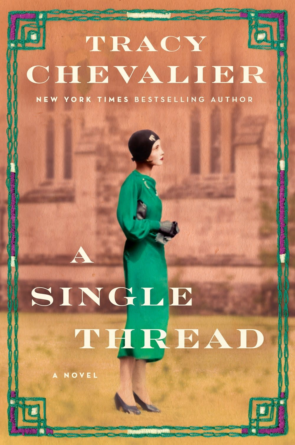 Viking A Single Thread: A Novel
