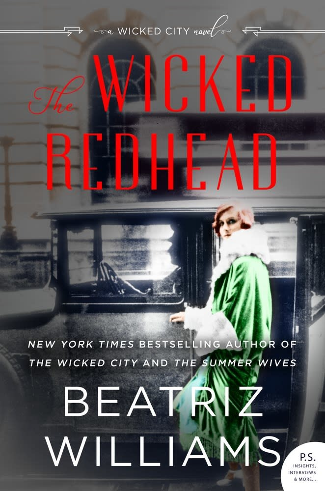 William Morrow Paperbacks The Wicked Redhead: A Wicked City Novel