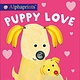 Priddy Books Alphaprints: Puppy Love