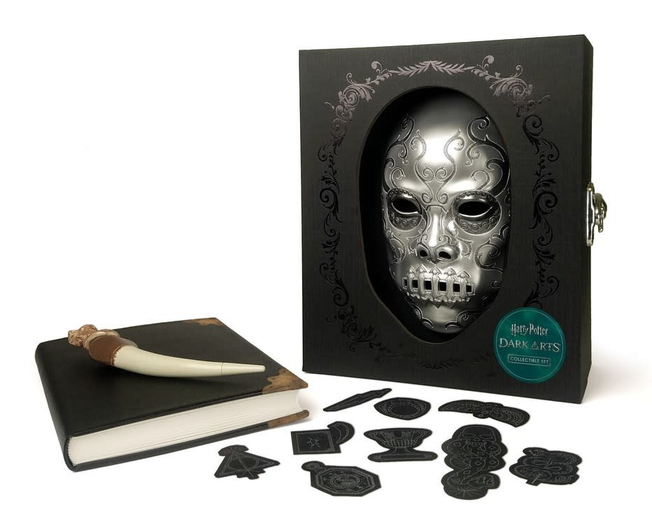 Running Press Adult Harry Potter Dark Arts Collectible Set
