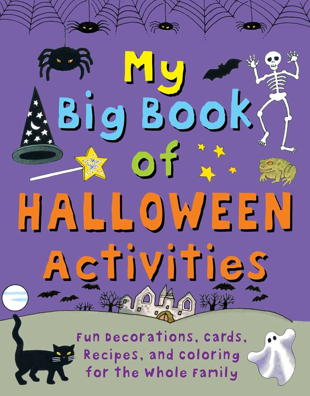 Racehorse for Young Readers My Big Book of Halloween Activities