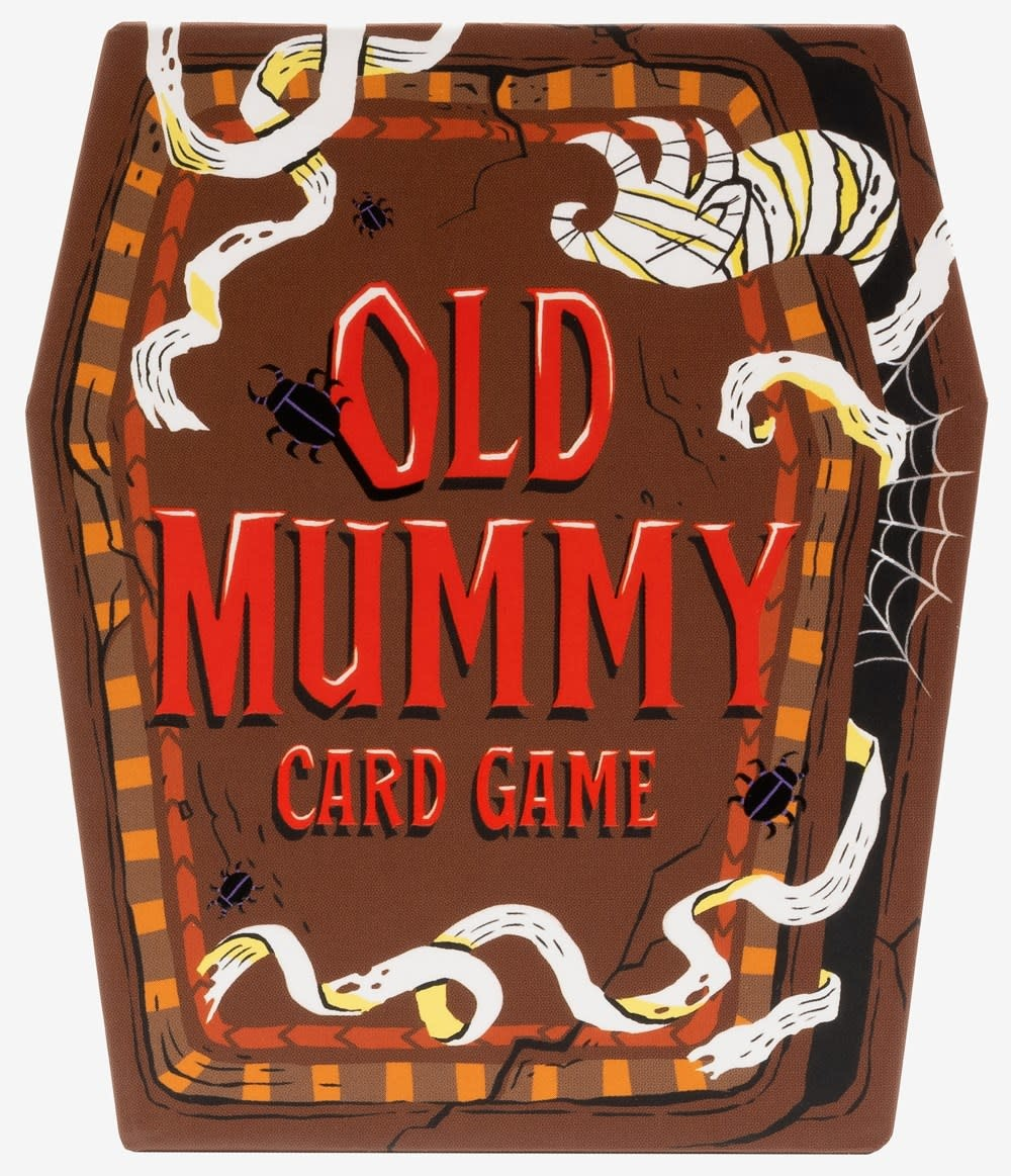 Chronicle Books Old Mummy Card Game