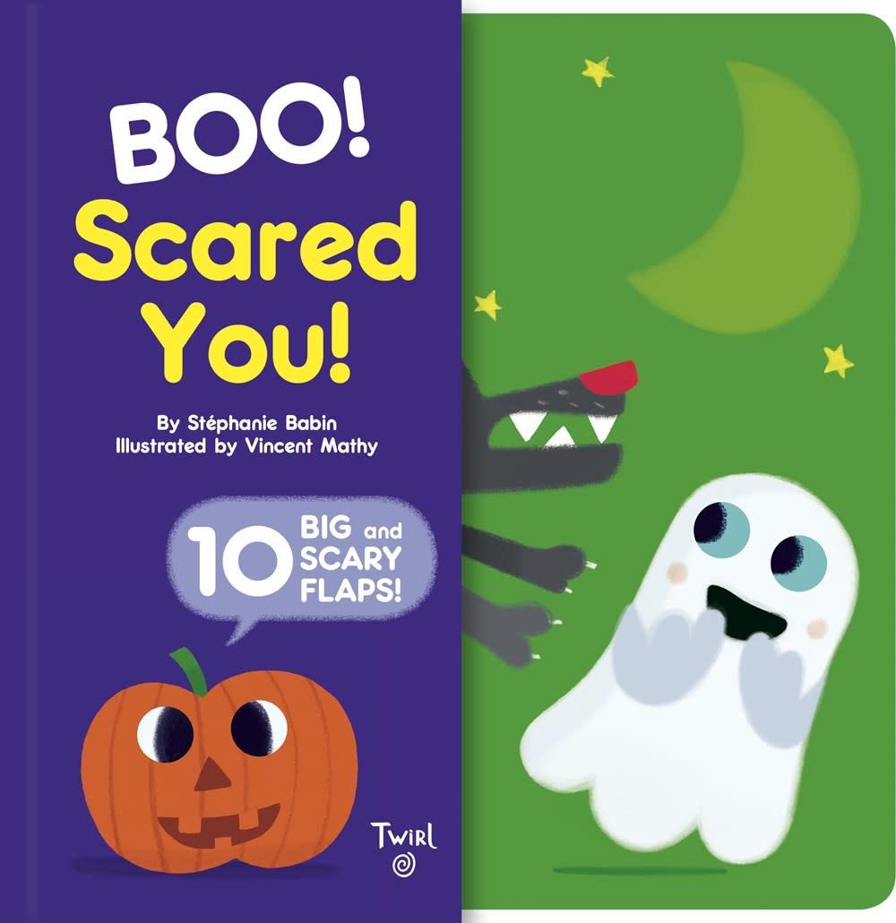 Twirl Boo! Scared You!