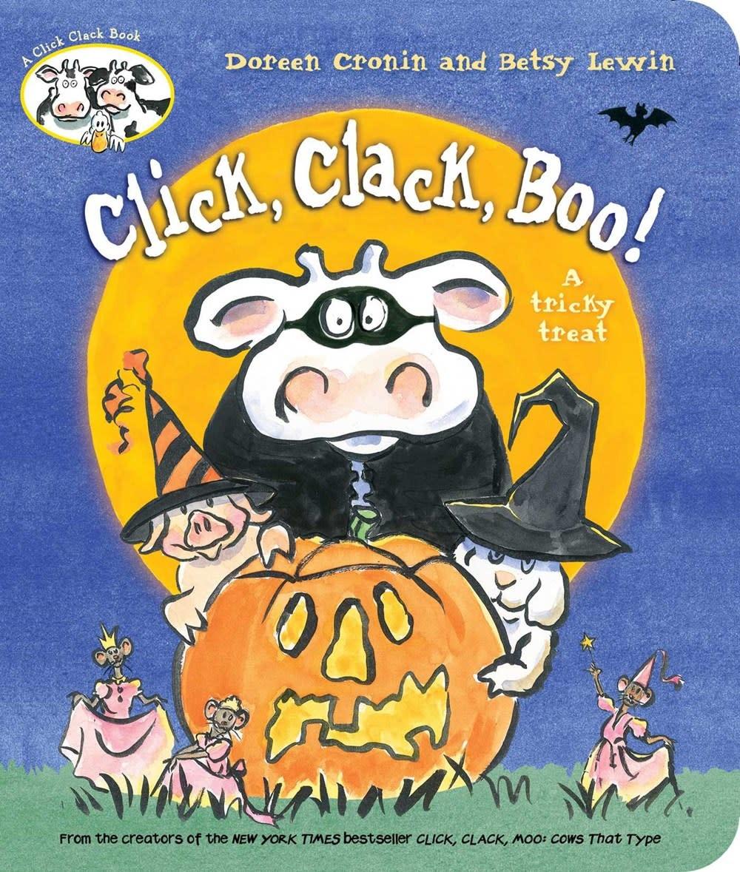 Little Simon Click, Clack, Boo!