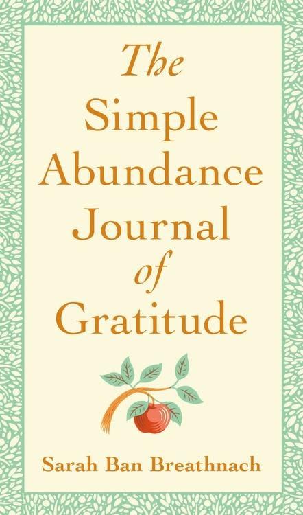 Grand Central Publishing The Simple Abundance Journal of Gratitude