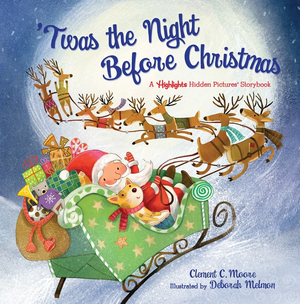 Highlights Press Highlights: Twas the Night Before Christmas