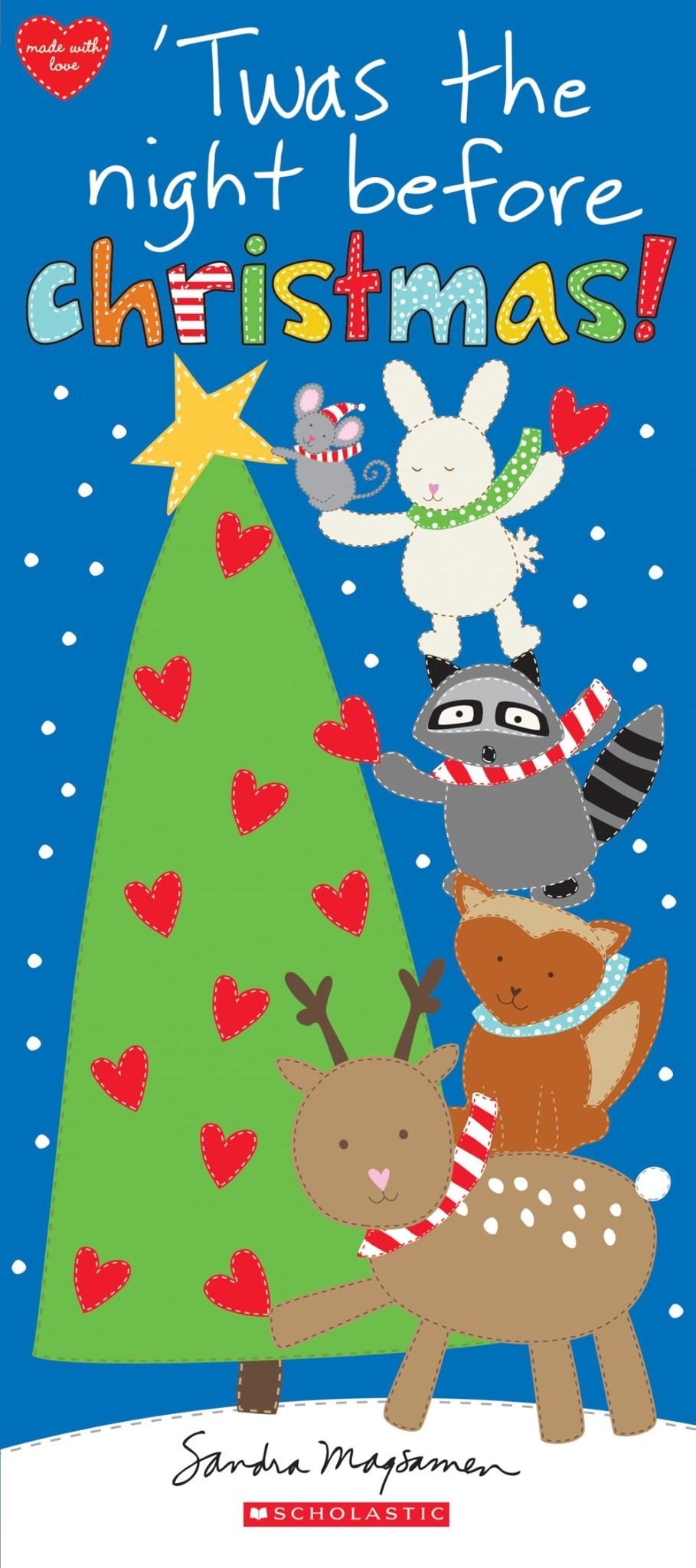 Cartwheel Books Twas the Night Before Christmas!