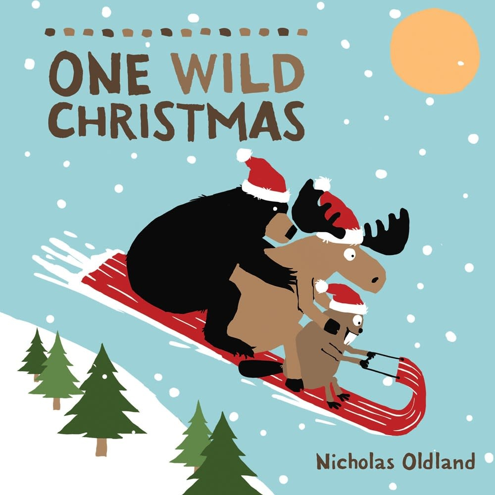 Kids Can Press One Wild Christmas