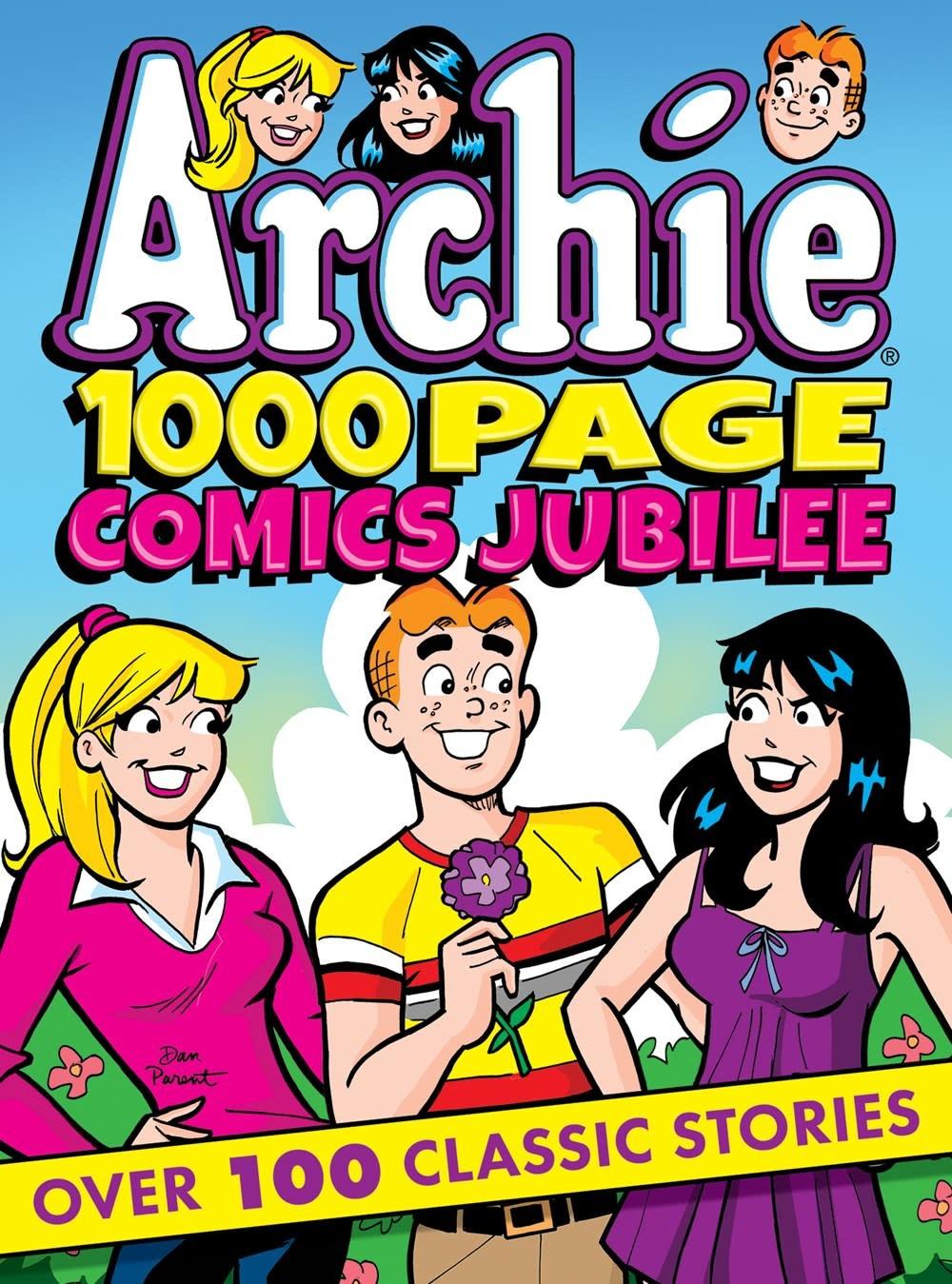 Archie Comics Archie 1000 Page Comics Jubilee