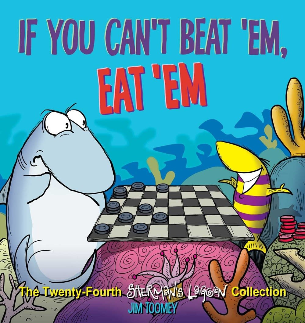 Andrews McMeel Publishing Sherman's Lagoon: If You Can't Beat 'Em, Eat 'Em