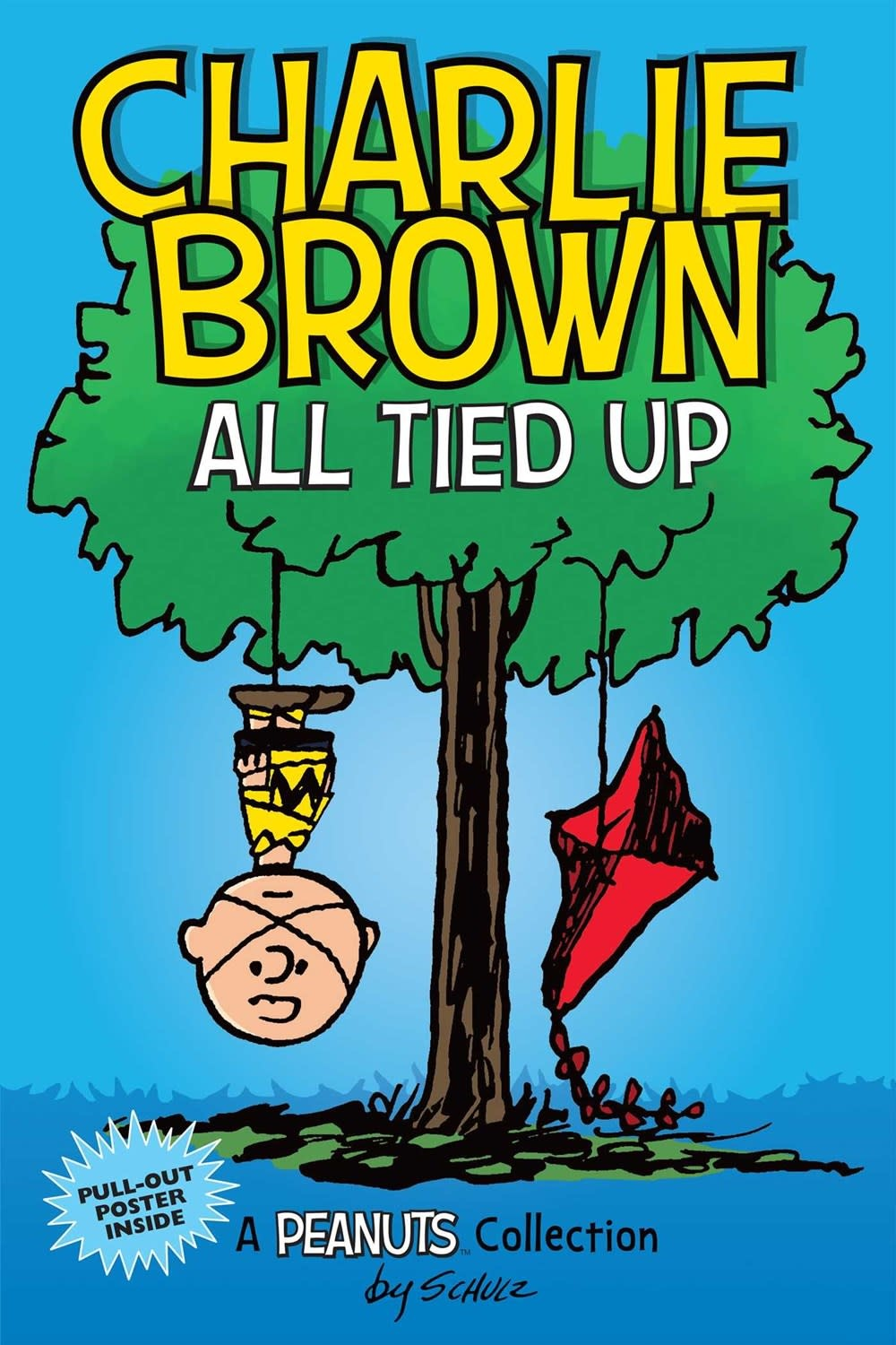 Andrews McMeel Publishing Peanuts AMP: Charlie Brown: All Tied Up