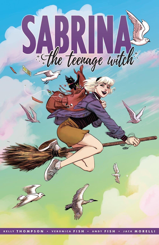 Archie Comics Sabrina the Teenage Witch