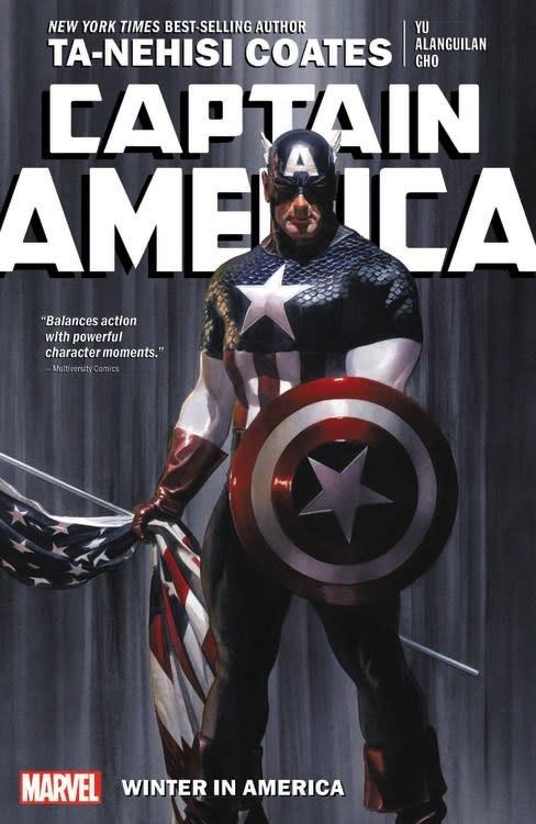 Marvel Marvel Captain America by Ta-Nehisi Coates Vol. 1