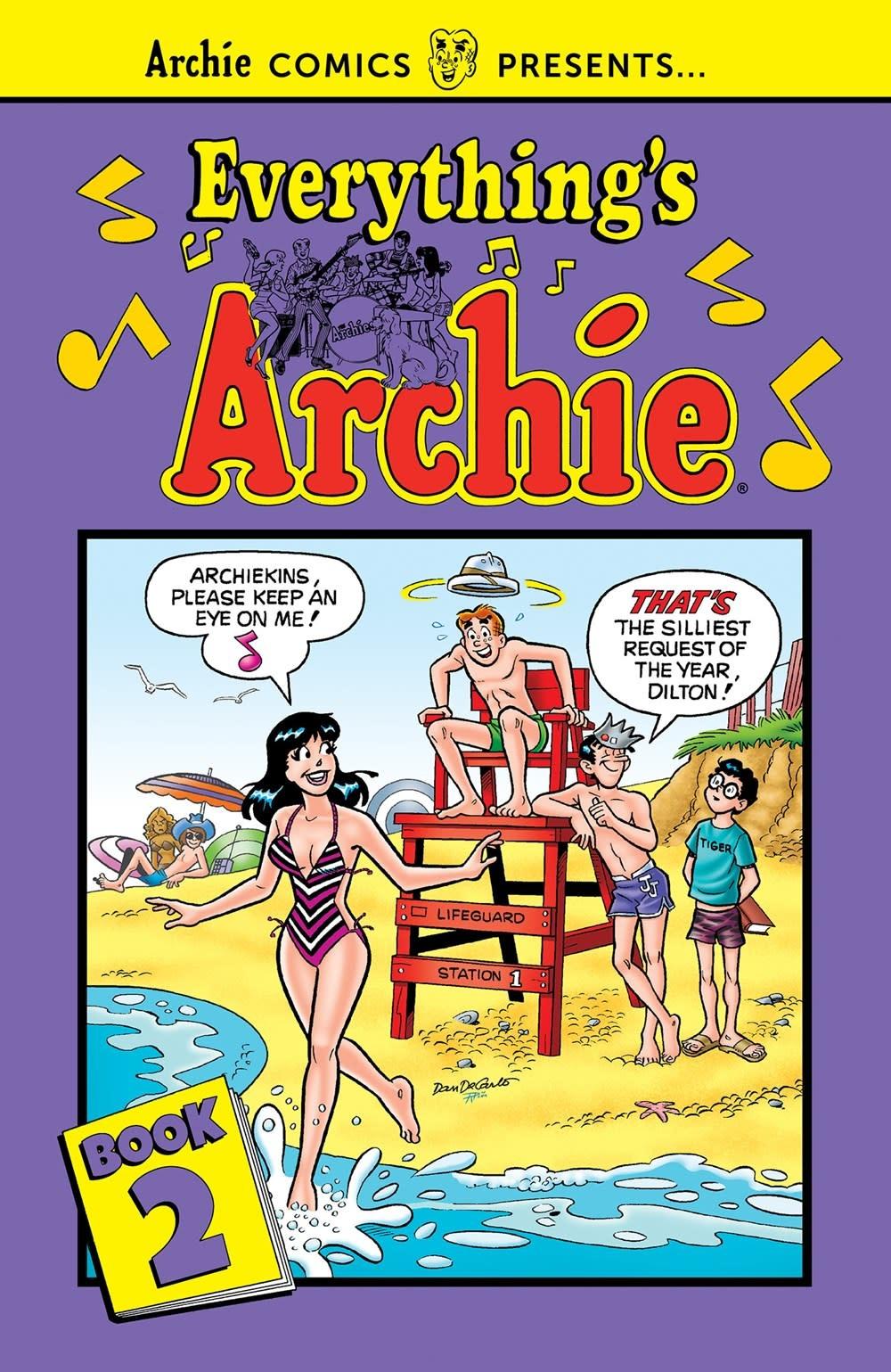 Archie Comics Archie: Everything's Archie Vol. 2