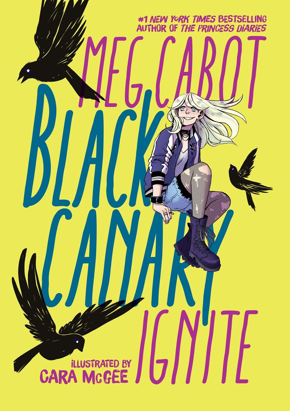 DC Zoom DC Black Canary: Ignite