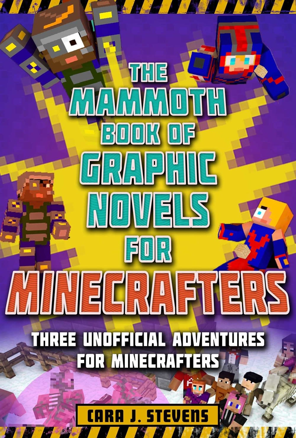Sky Pony Minecraft: Mammoth Book of Graphic Novels