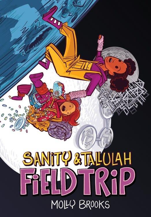 Disney-Hyperion Sanity & Tallulah 02 Field Trip