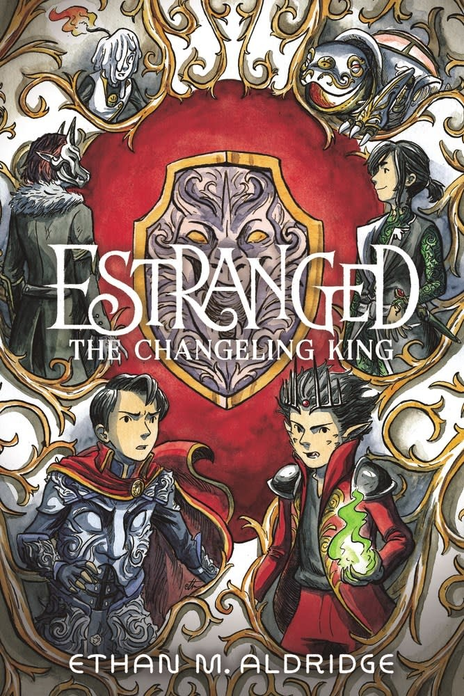 HarperCollins Estranged 02 The Changeling King