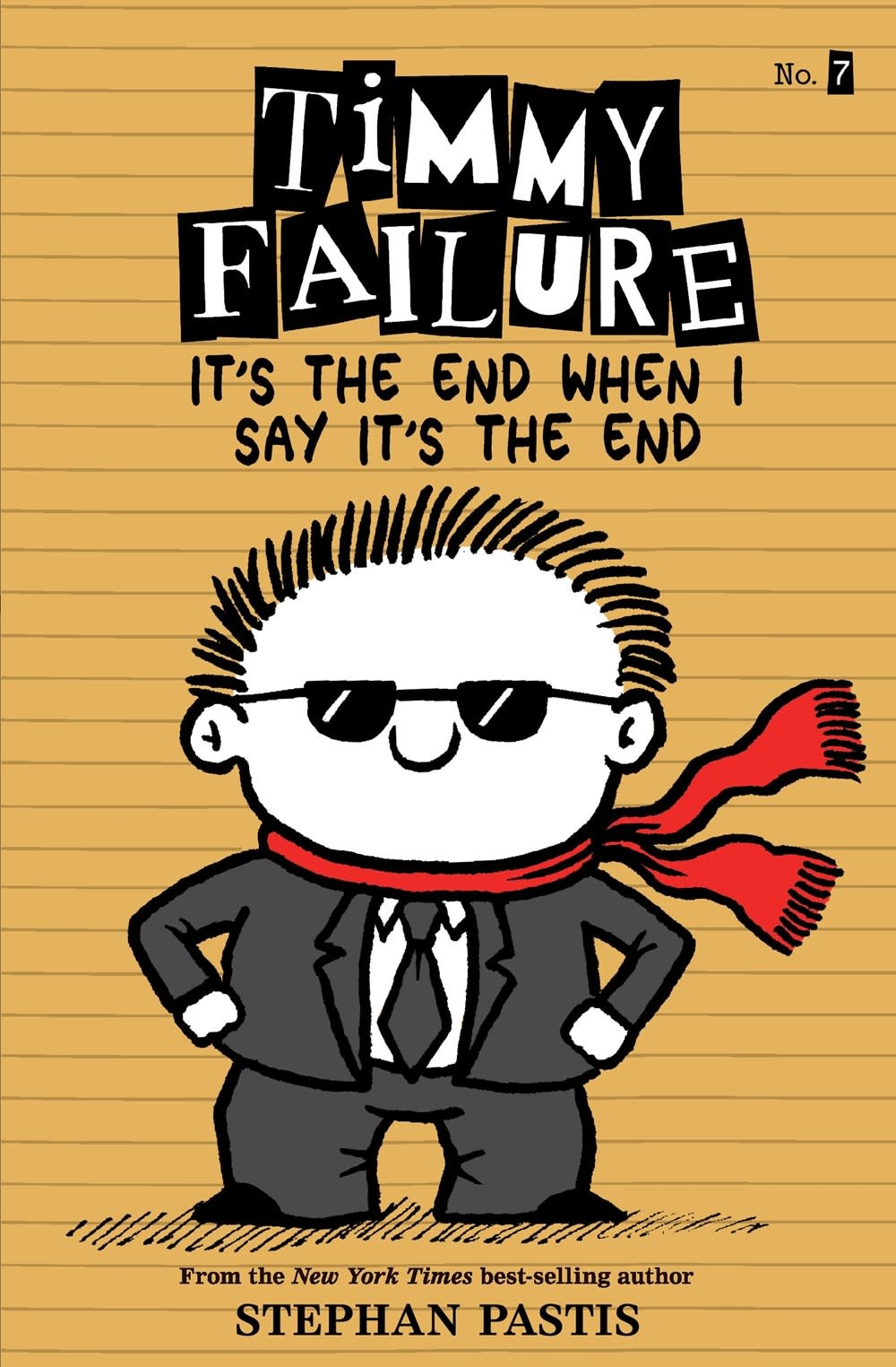 Candlewick Timmy Failure 07 It's the End When I Say It's the End