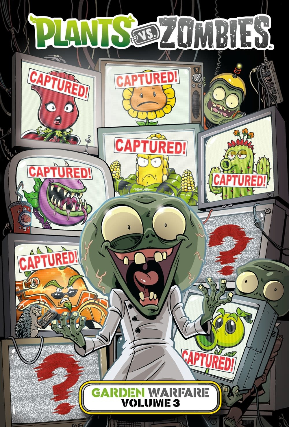 Dark Horse Books Plants vs. Zombies: Garden Warfare 03