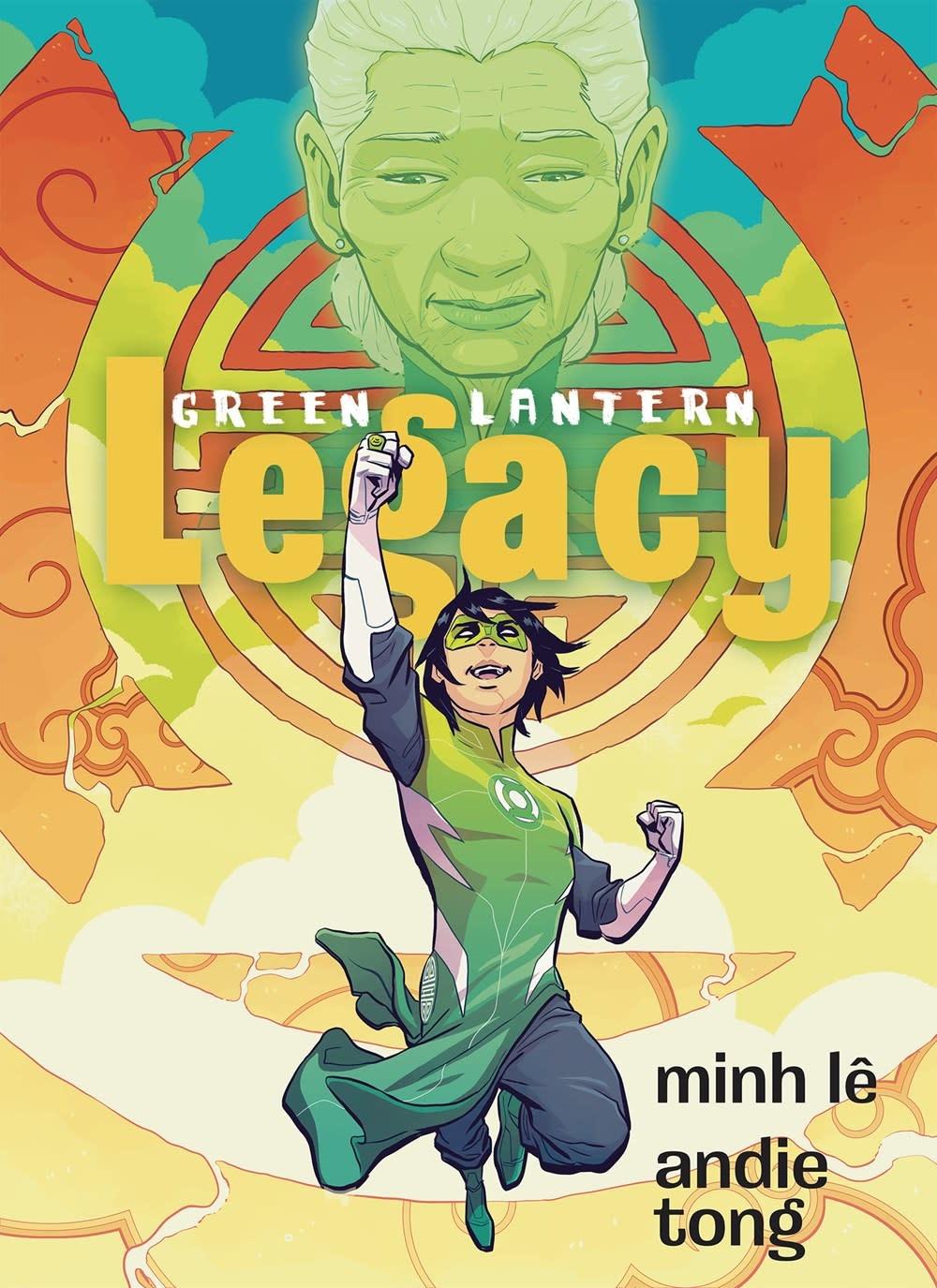 DC Zoom DC Green Lantern: Legacy