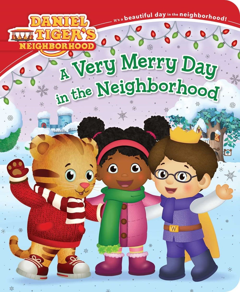 Simon Spotlight Daniel Tiger: A Very Merry Day in the Neighborhood