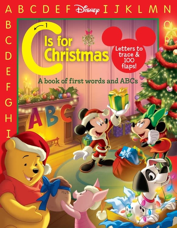Disney Press Disney: C Is for Christmas