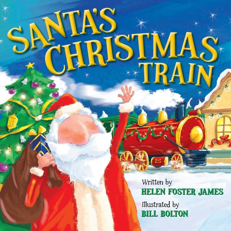 WorthyKids Santa's Christmas Train