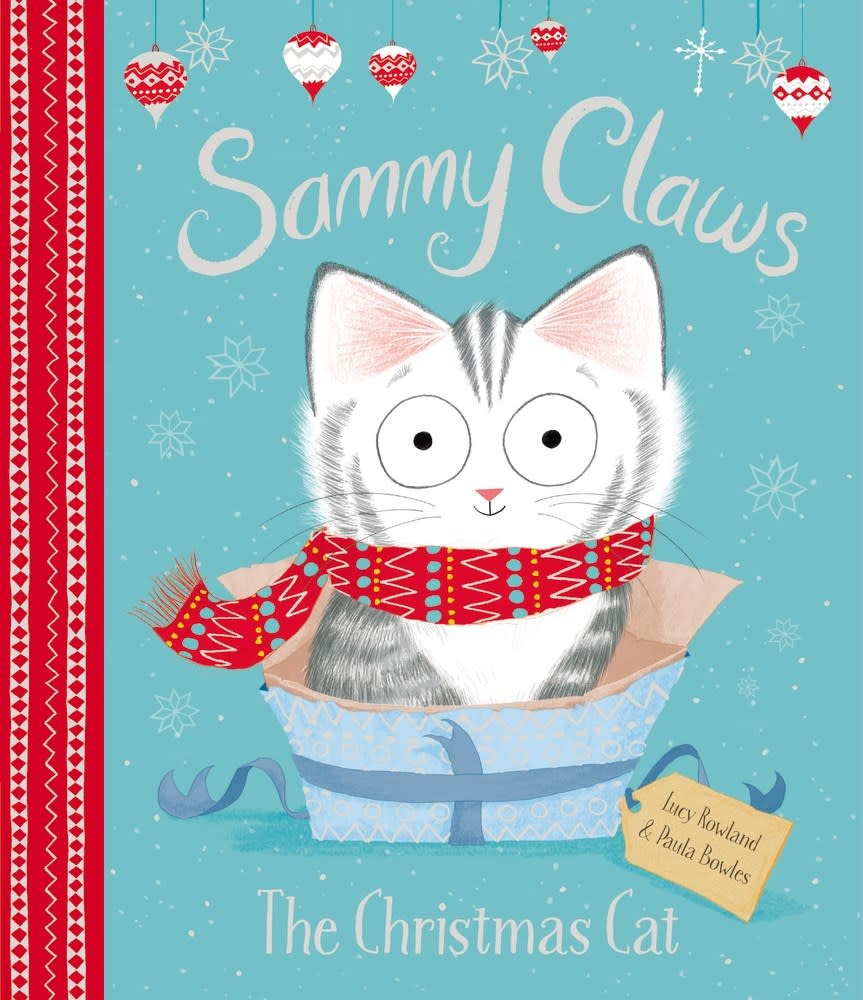 HarperCollins Sammy Claws: The Christmas Cat