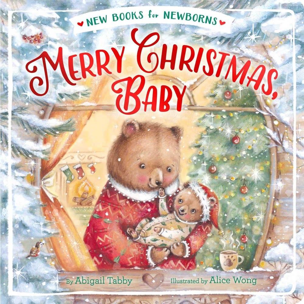 Little Simon New Books for Newborns: Merry Christmas, Baby