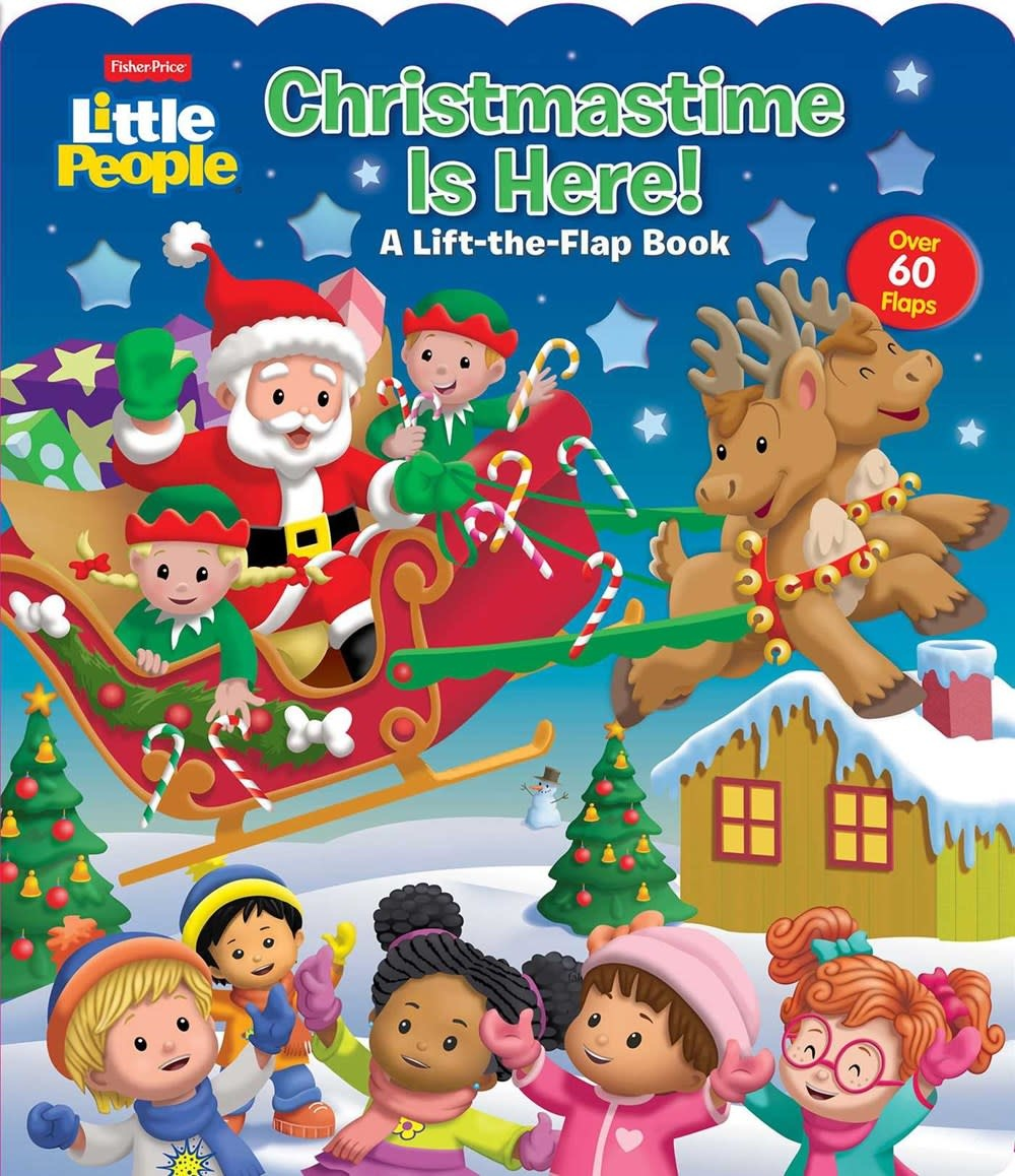 Printers Row Fisher-Price Little People: Christmastime is Here!
