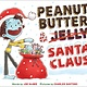 Abrams Books for Young Readers Peanut Butter & Santa Claus